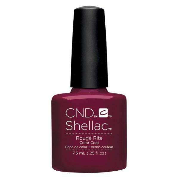 Shellac - Color Coat Rouge Rite