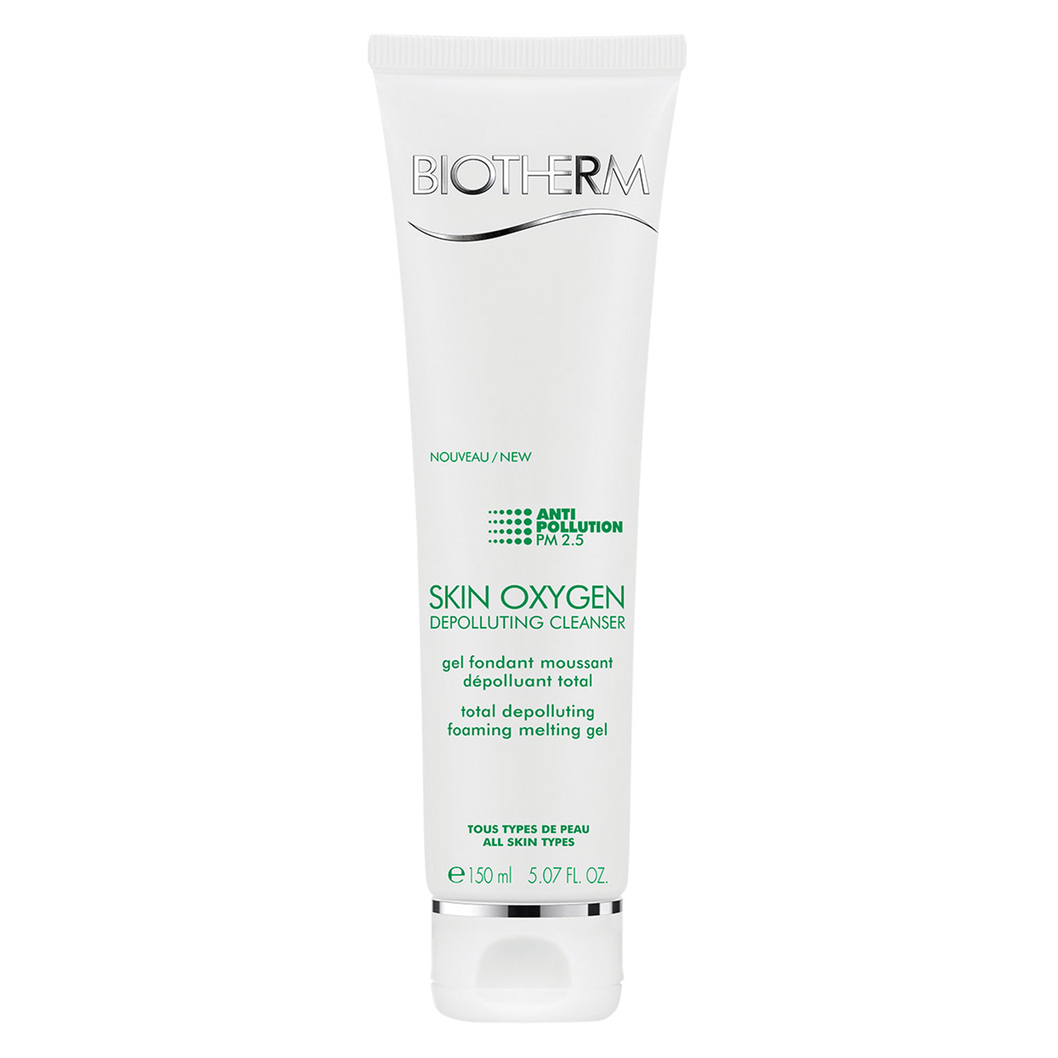 Skin Oxygen - Depolluting Cleanser - 150ml
