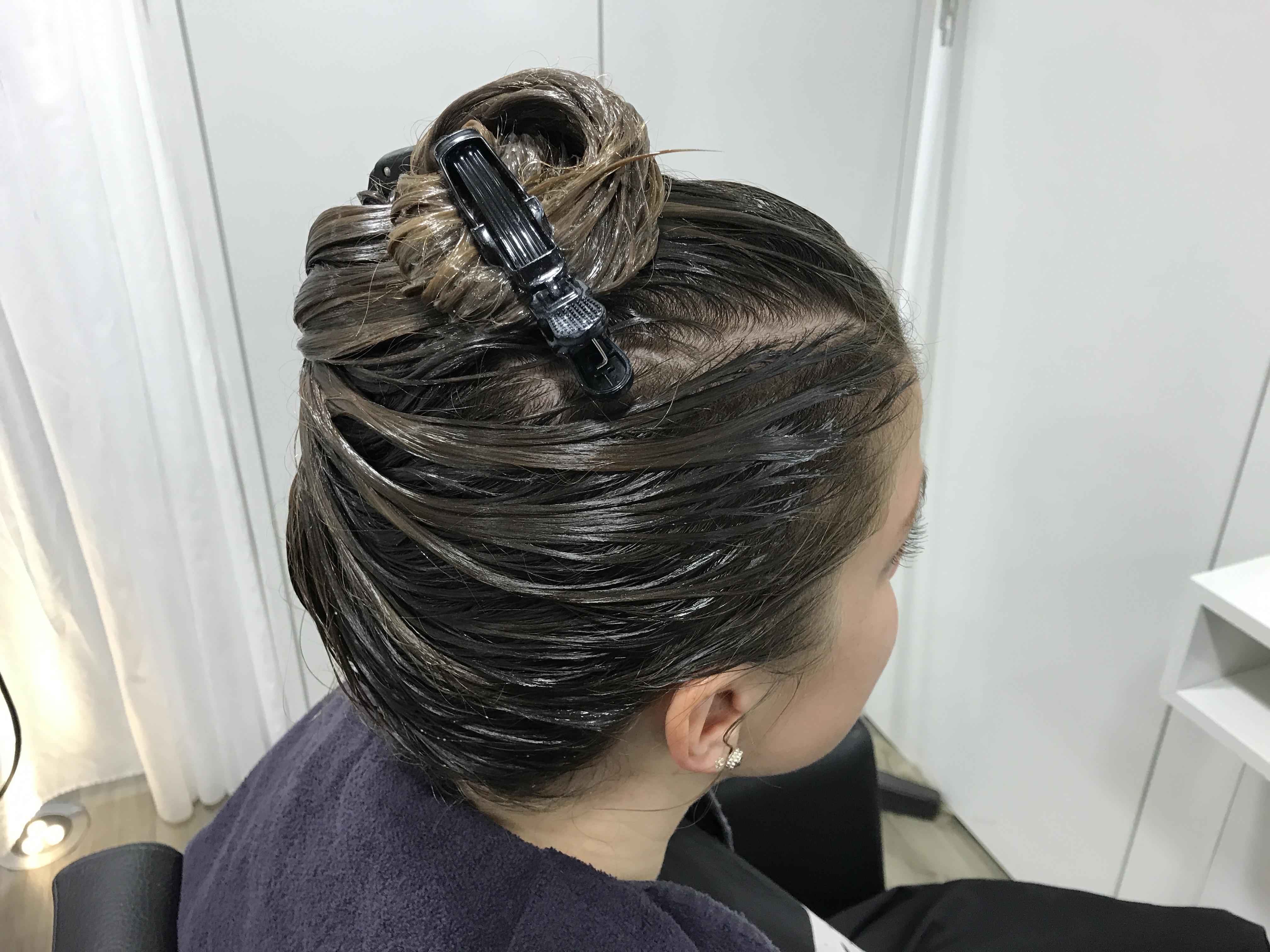 Keratine pour cheveux marques