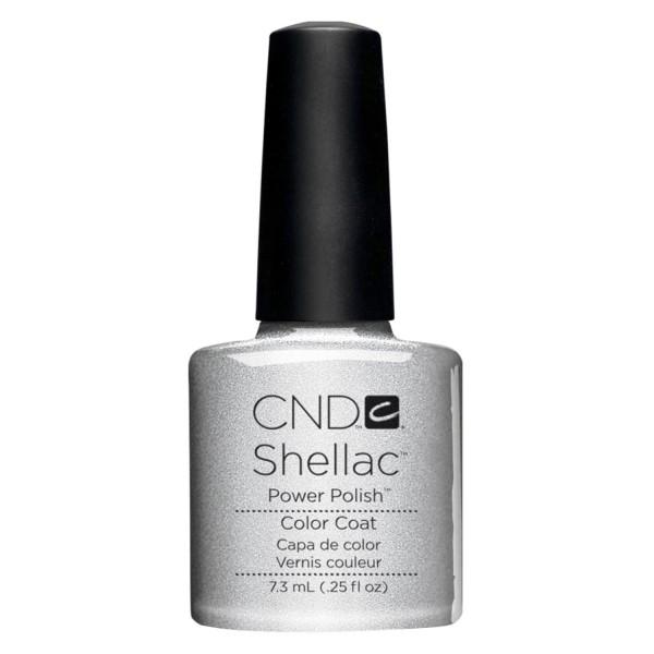 Shellac - Color Coat Silver Chrome
