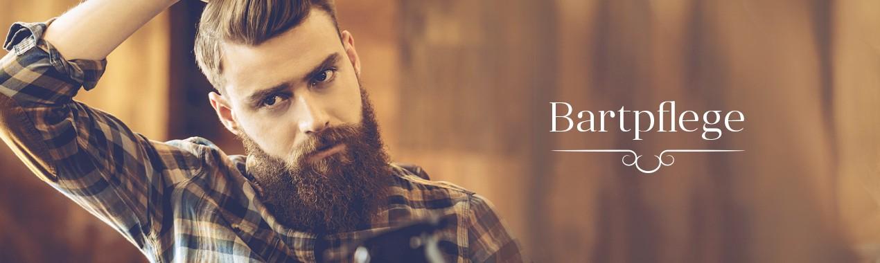 Titelbanner Bartpflege DE
