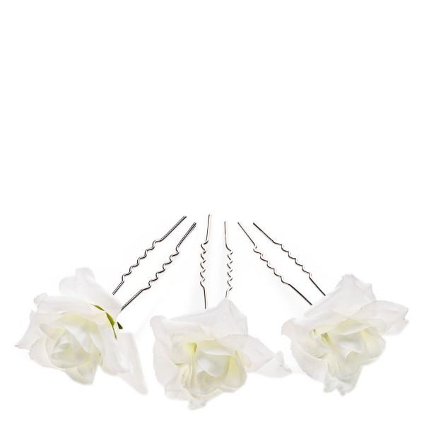 Trisa Accessoires Epingle A Cheveux Rose Blanc Trisa