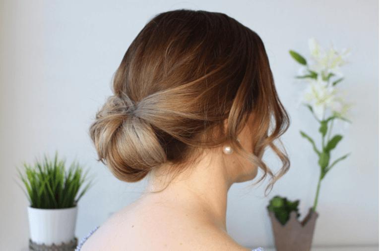 Zauberhaft Einfache Sommer Frisur Perfecthairch