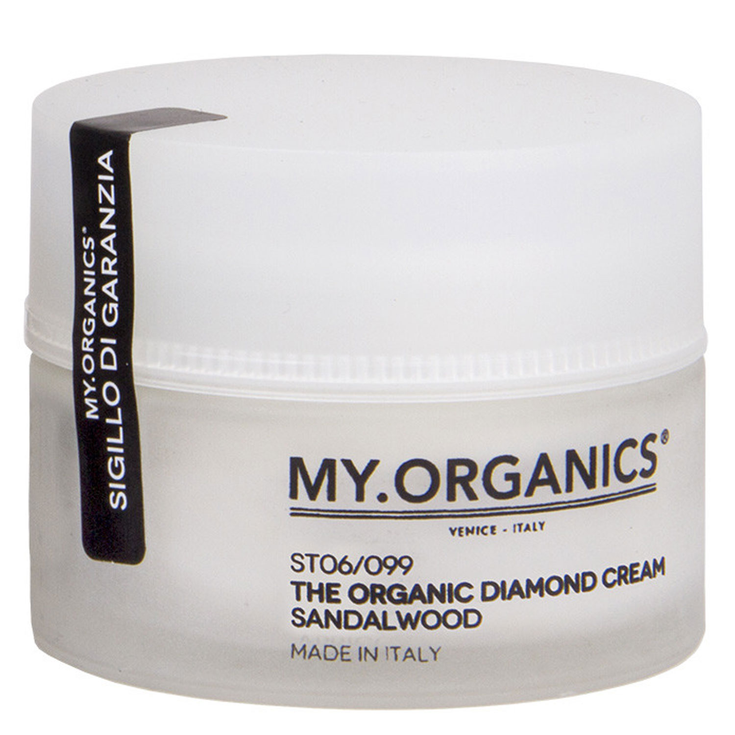 My.organic Style - Diamond Cream - 50ml