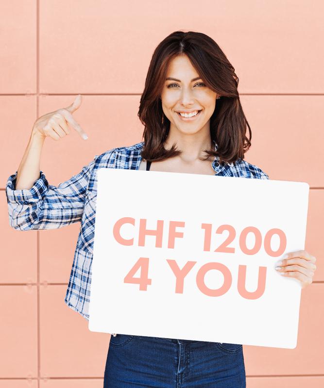 Wettbewerb von PerfectHair.ch CHF 1200 zu gewinnen