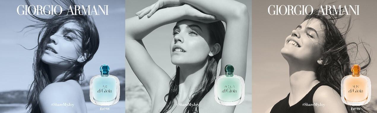 Parfums pour dames