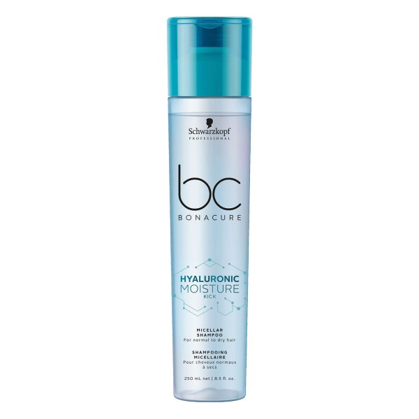 Bc Moisture Kick Shampoo Schwarzkopf Perfecthairch