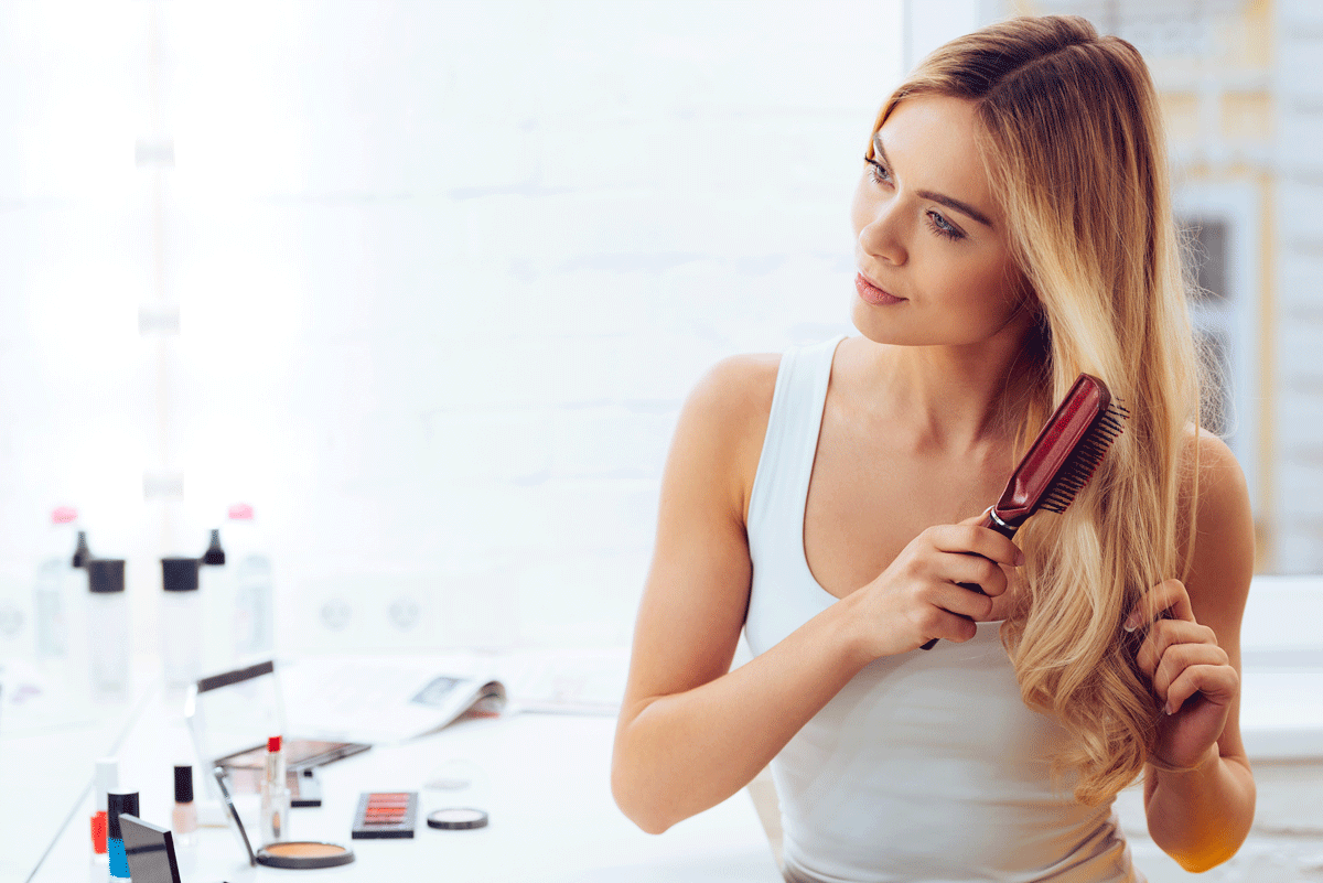 Bürsten Guide Die Beste Für Ihr Haar Perfecthairch