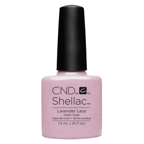 Shellac - Color Coat Lavender Lace