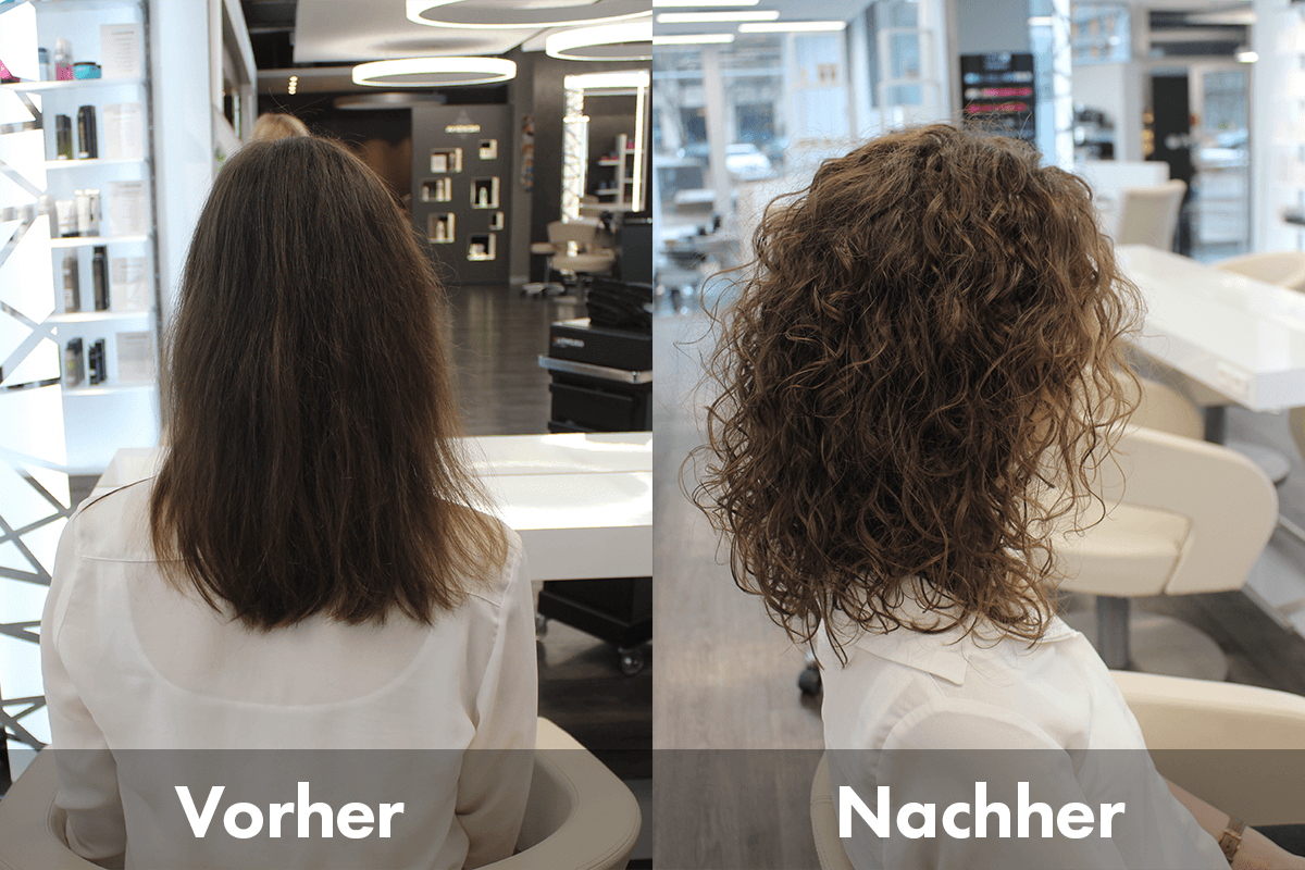 Salon Trend Supercurls Wir Testen Die Dauerwelle Perfecthairch