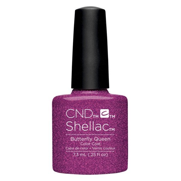 Shellac - Color Coat Butterfly Queen