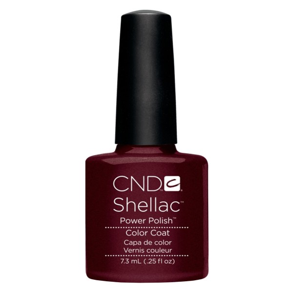 Shellac - Color Coat Dark Lava