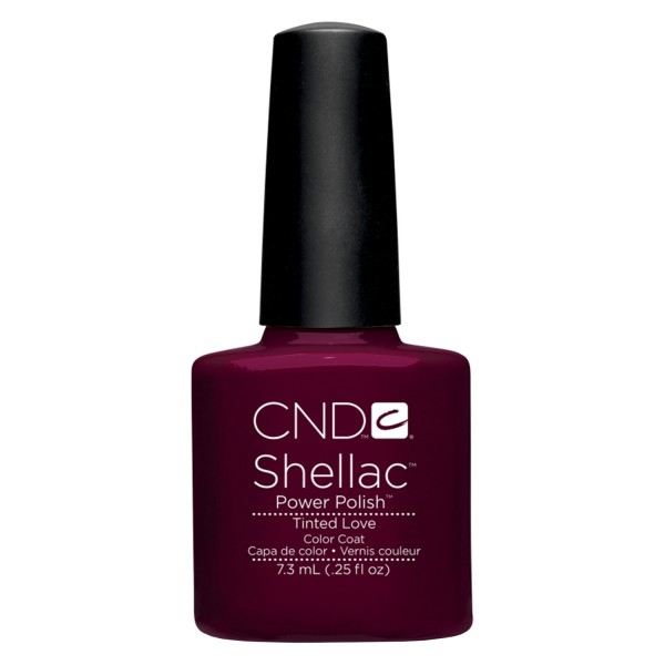Shellac - Color Coat Tinted Love
