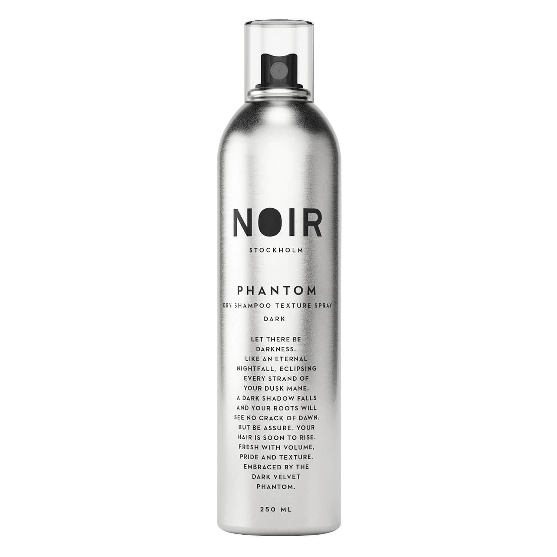 NOIR - Phantom Dry Shampoo Dark - 250ml