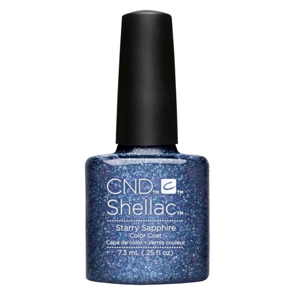 Shellac - Color Coat Starry Sapphire