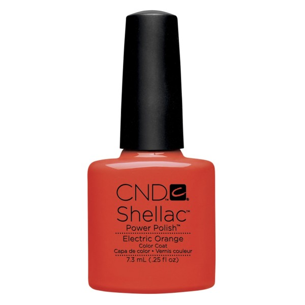 Shellac - Color Coat Electric Orange