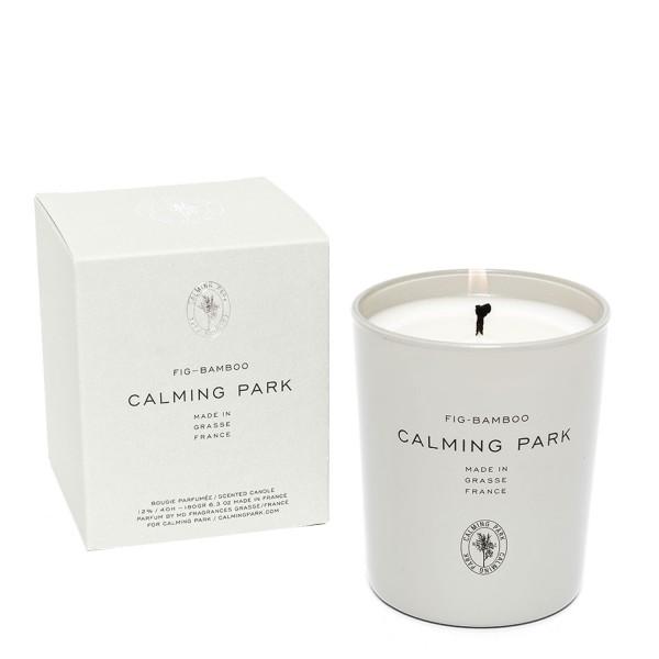Calming Park - Duftkerze Fig-Bamboo