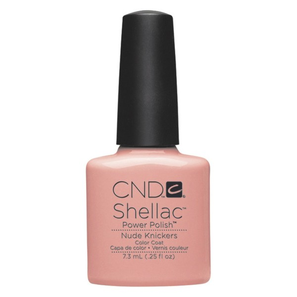 Shellac - Color Coat Nude Knickers