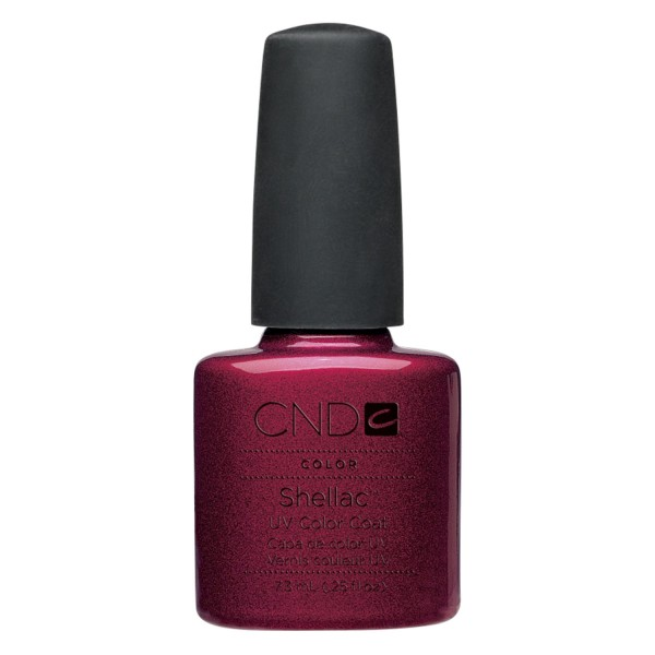 Shellac - Color Coat Red Baroness