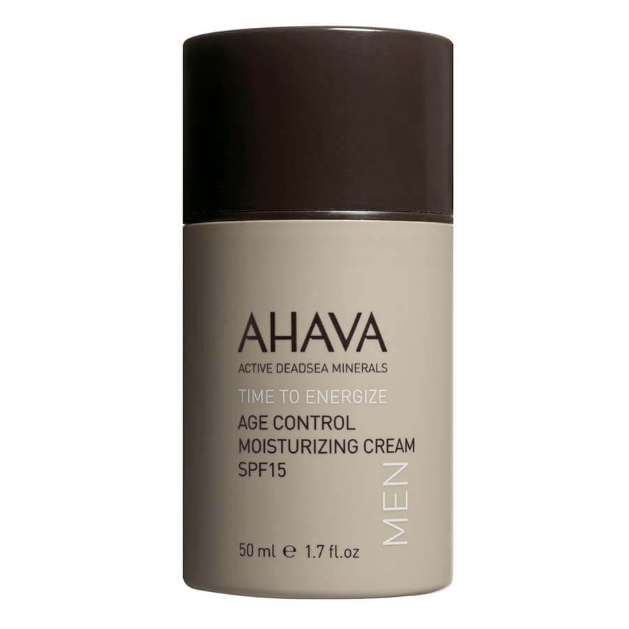Time To Energize - Age Control Moisturizing Cream SPF15 - 50ml