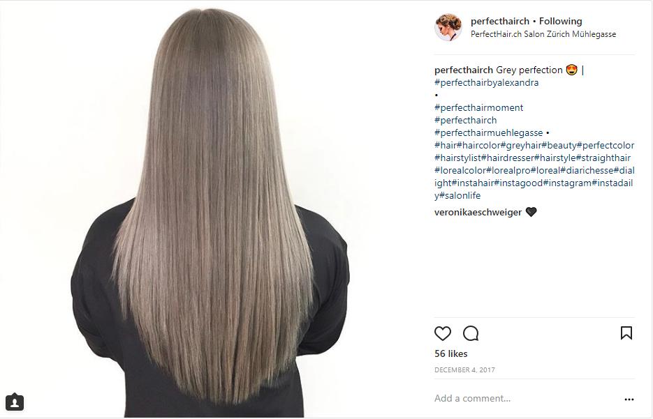So Vermeiden Sie Den Gelbstich In Blondem Haar Perfecthairch