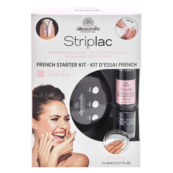 Striplac - Starter Kit French