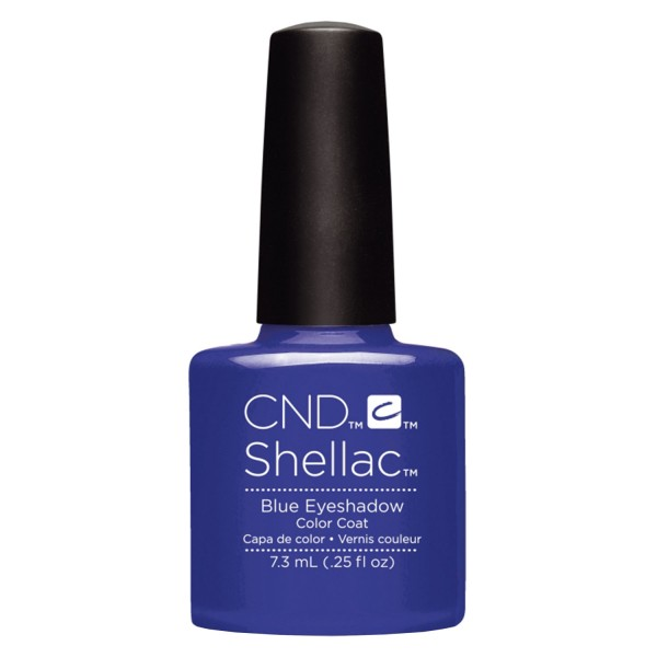 Shellac - Color Coat Blue Eyeshadow