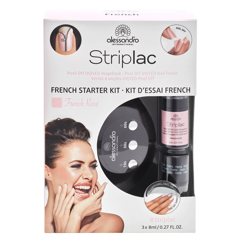 striplac starter kit french alessandro. Black Bedroom Furniture Sets. Home Design Ideas