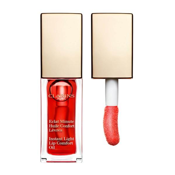 Eclat Minute - Lip Comfort Oil Red Berry 03