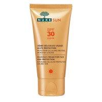 Nuxe - Nuxe Sun - Crème Visage Délicieuse Haute Protection SPF30