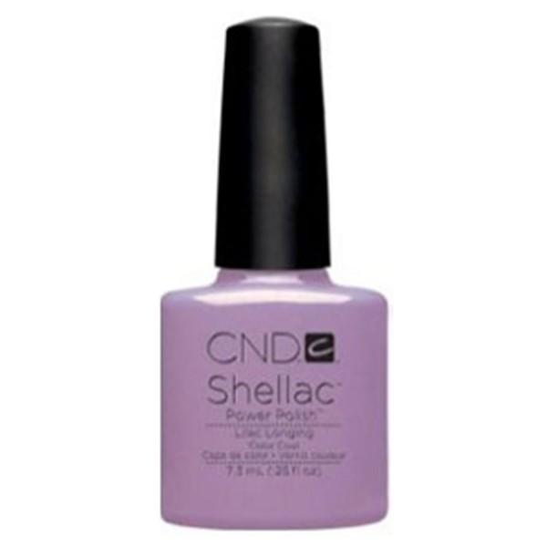 Shellac - Color Coat Lilac Longing
