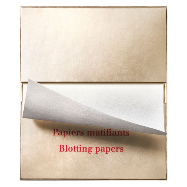 Pores et Matité - Papiers Matifiants