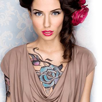 Cicatrisation et entretien du tatouage