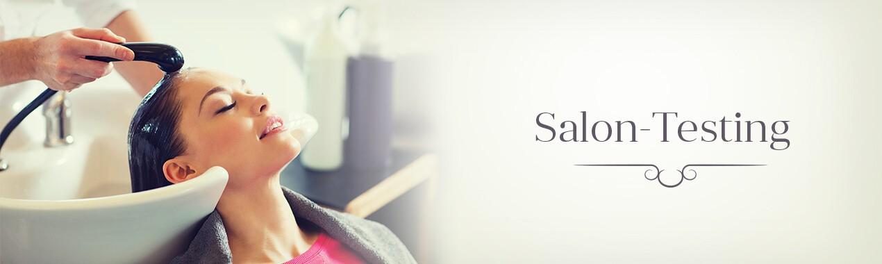 Salon Testing