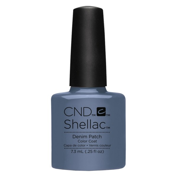 Shellac - Color Coat Denim Patch