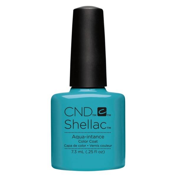 Shellac - Color Coat Aqua-intance