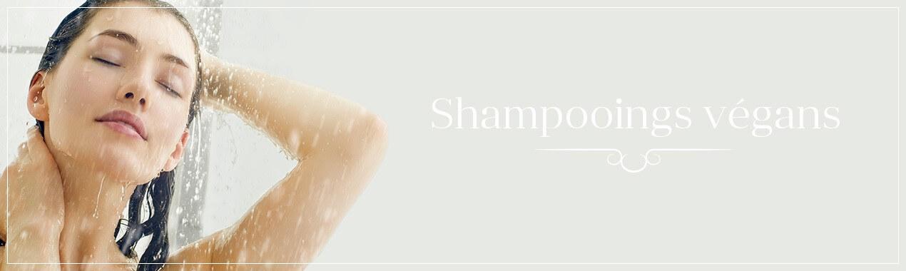 Shampooing végans