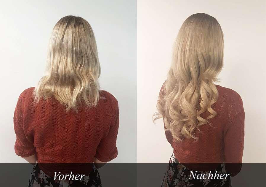 Der Traum Von Langem Haar Wir Testen Extensions Perfecthairch