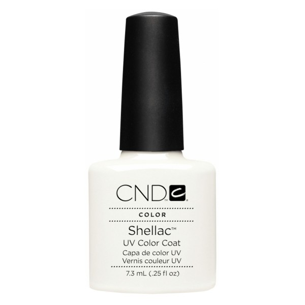 Shellac - Color Coat Studio White