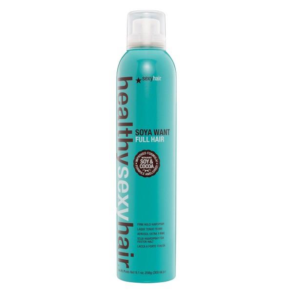 Healthy sexy hair hairspray
