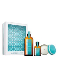 Moroccanoil - Home and Away Light Set