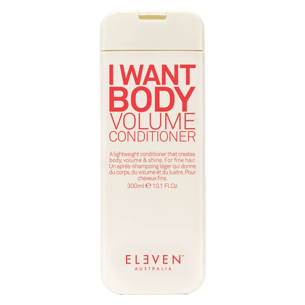 ELEVEN Care - I Want Body Volume Conditioner