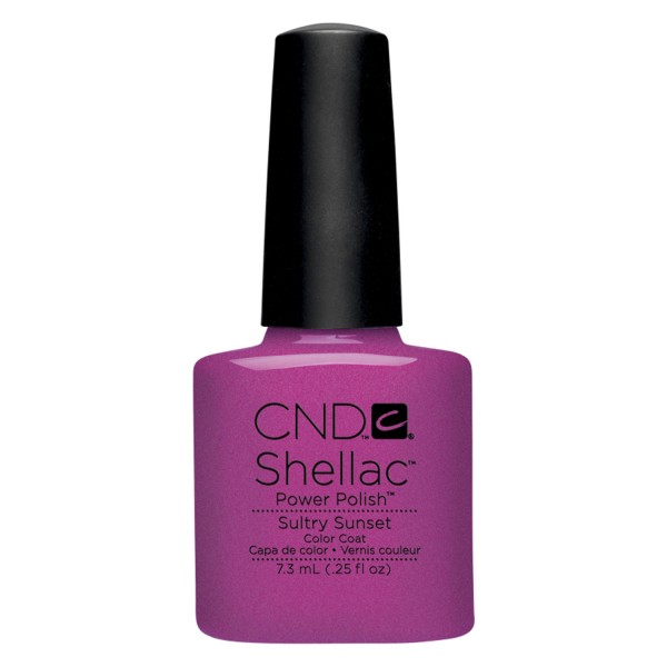 Shellac - Color Coat Sultry Sunset