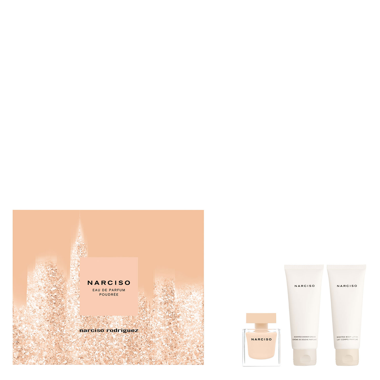 Set De Narciso Parfum Eau Poudrée dBoexrCW