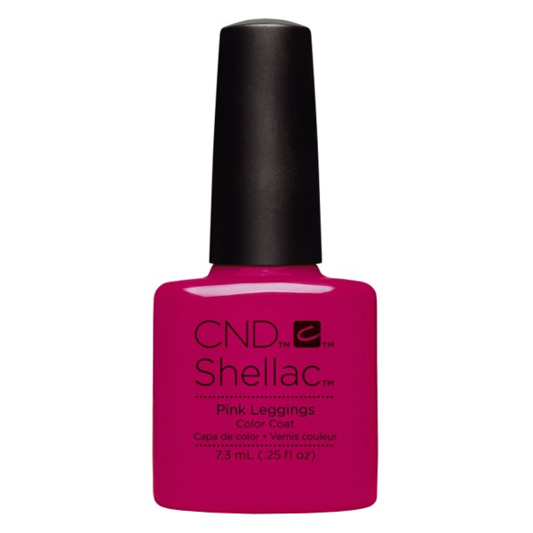Shellac - Color Coat Pink Leggings