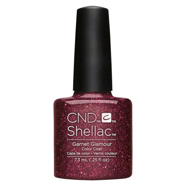 Shellac - Color Coat Garnet Glamour