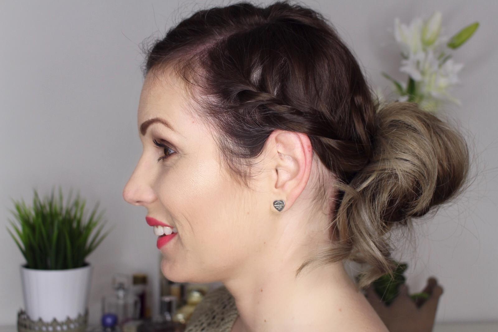 Tutorial Einfache 2 In 1 Frisur Perfecthair Ch