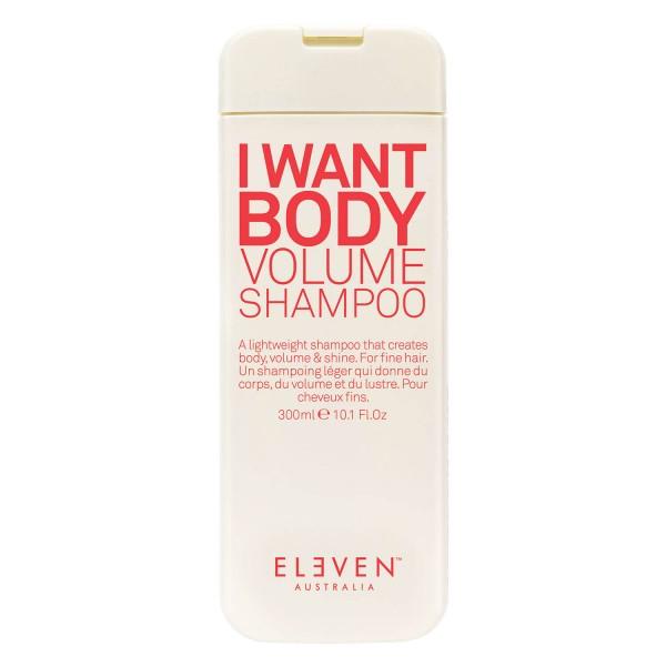 ELEVEN Care - I Want Body Volume Shampoo