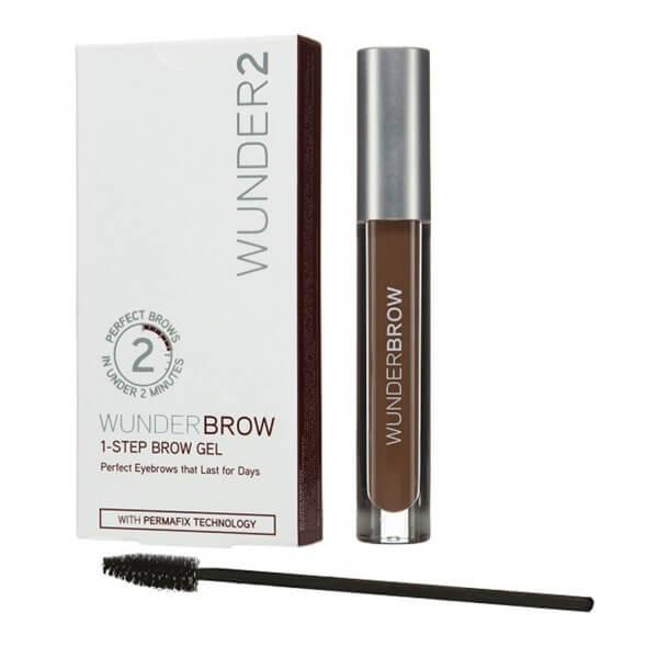 WUNDERBROW - 1-Step Brow Gel Brunette