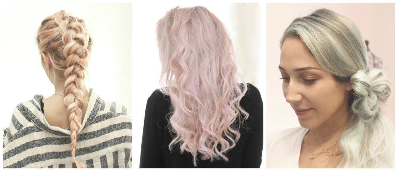 pastel hair rosa blau oder peach welche farbe passt zu ihnen. Black Bedroom Furniture Sets. Home Design Ideas